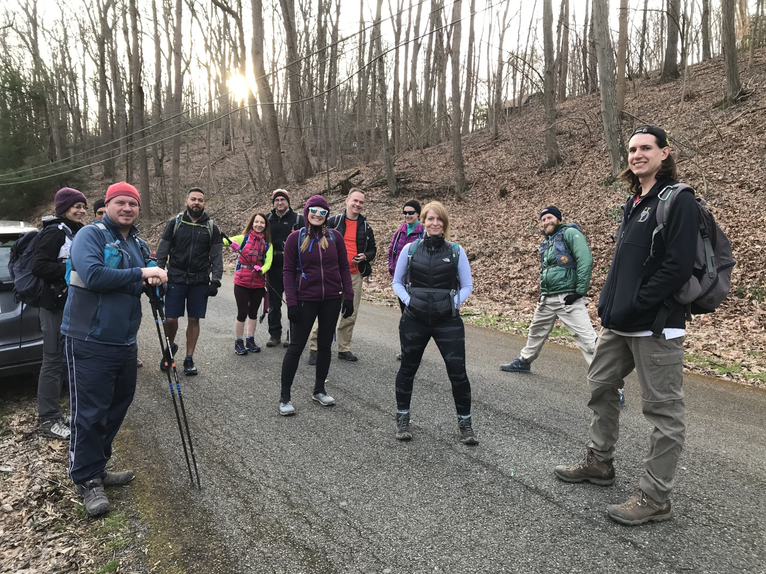 long-distance-hiking-group-at-conestoga-trail