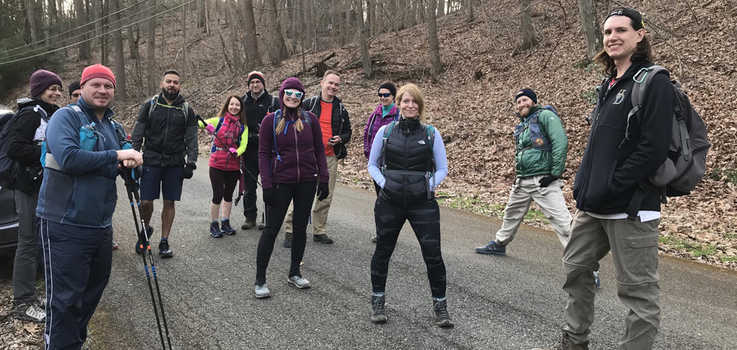 long-distance-hiking-group-along-susquehanna