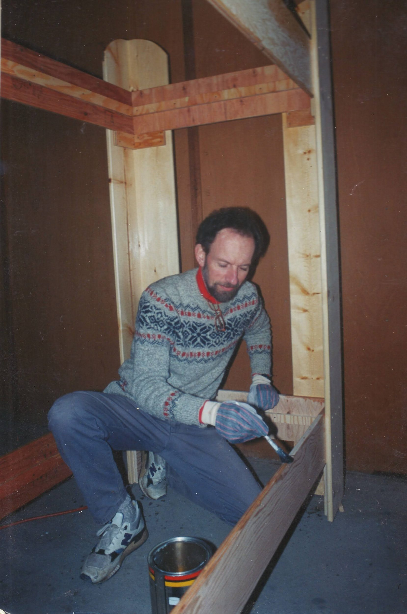 mohican-bunk-staining