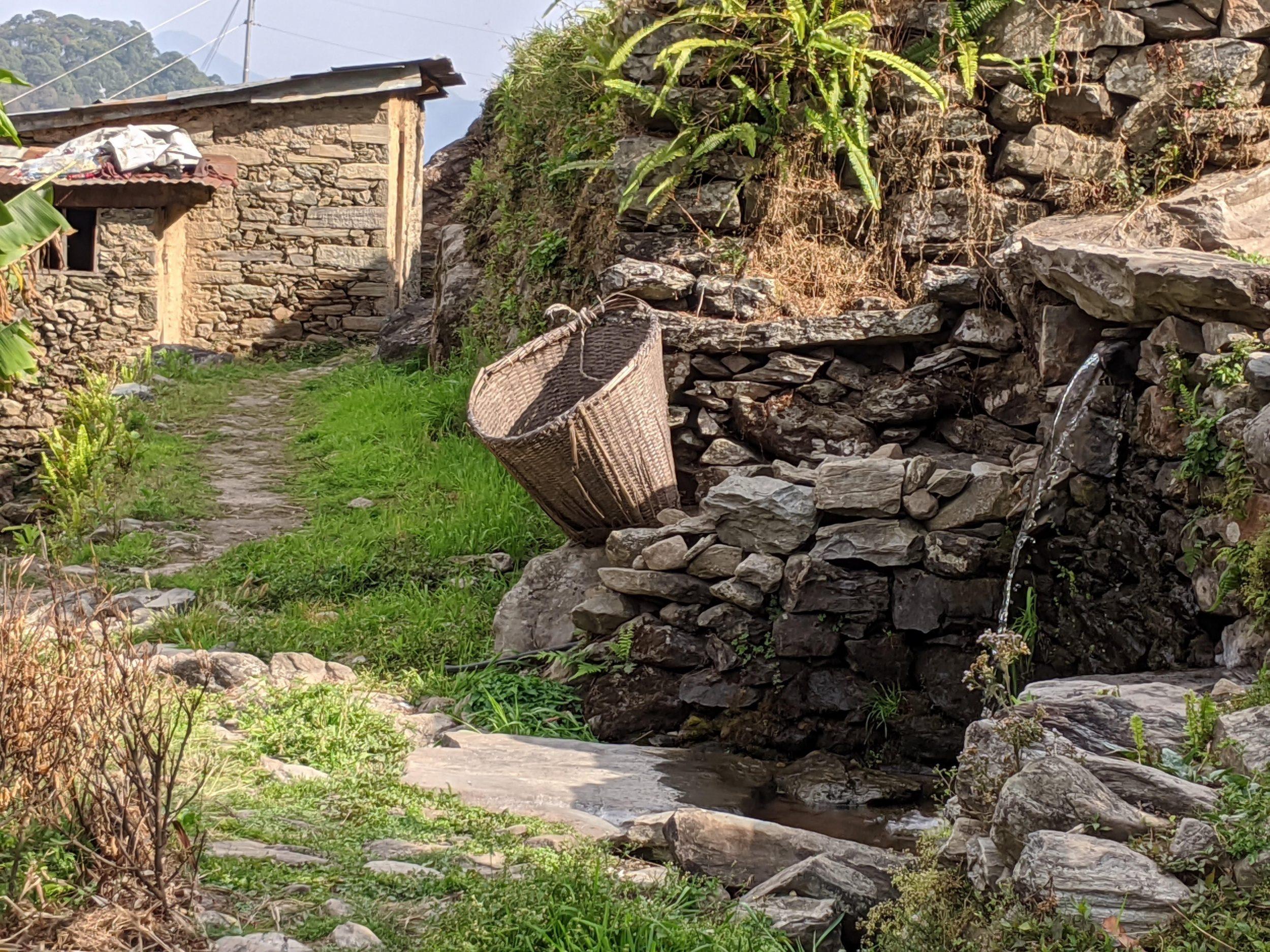 nepal-village-life-a