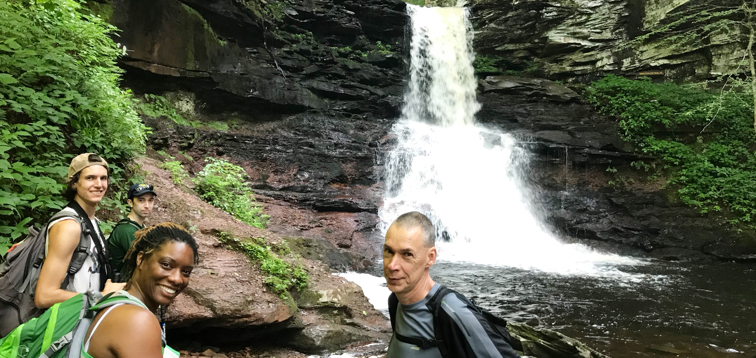 ricketts-glen-waterfalls-hike