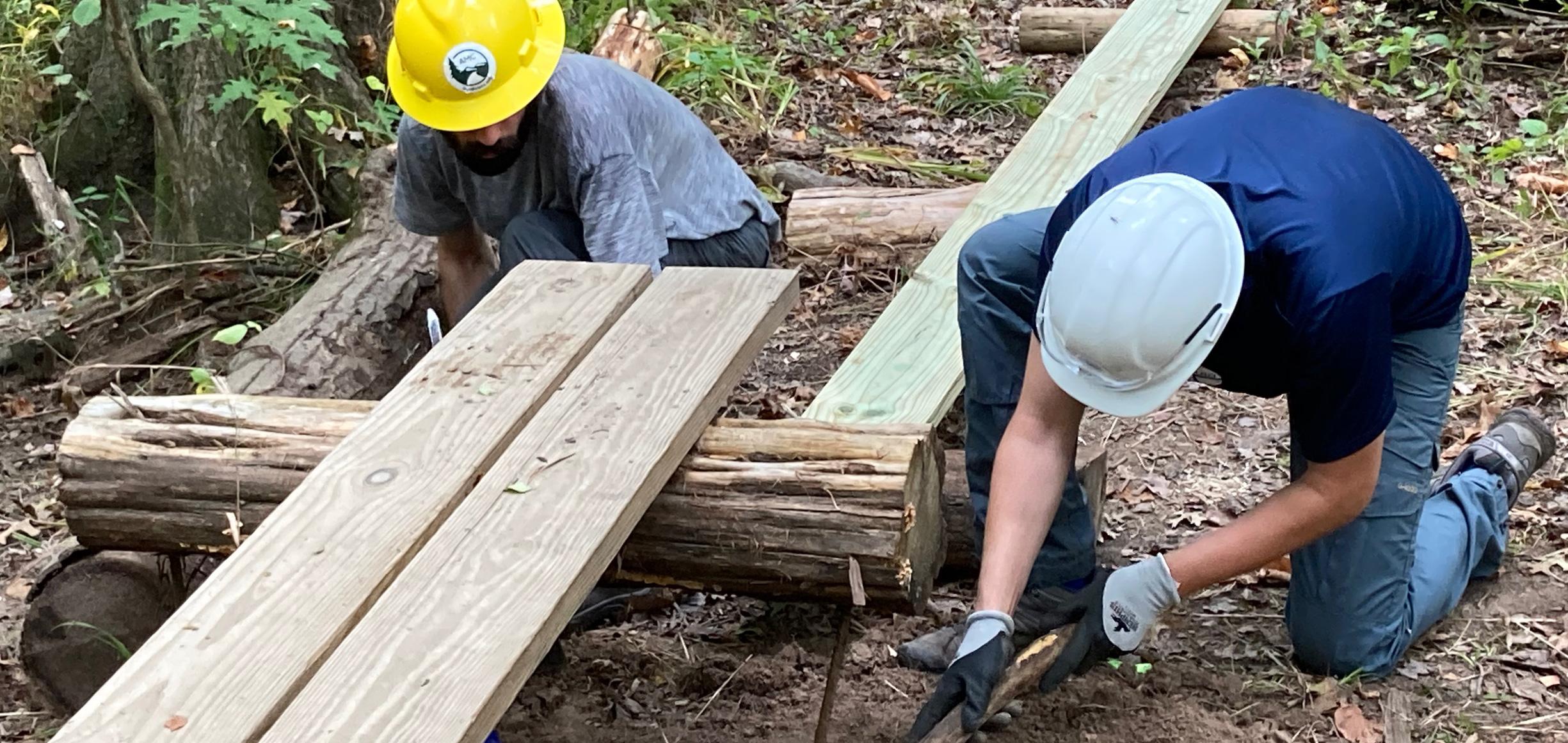 trail-maintenance-work-bridge